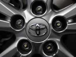 Toyota toujours premier constructeur mondial au premier trimestre