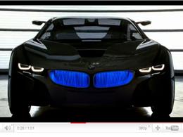 [vidéo pub] BMW, les garages, la i8, l'avenir