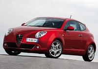 "L'Alfa Romeo MiTo élue ""Plus belle voiture 2008"""