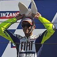 Moto GP - Rossi: Une histoire qui le fait passer pour une truffe
