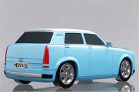 Francfort: la nouvelle Trabant sera là