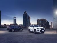 Lexus RX restylé : prix à partir de 68990€