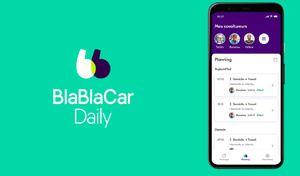 BlaBlaCar se renforcesur le covoiturageduquotidien