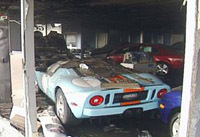 L'homme qui avait brûlé la concession Ford se suicide dans un avion