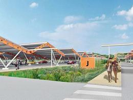 Stationnement : un grand projet de toiture solaire prend forme à Bordeaux