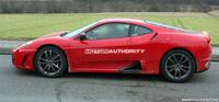 Future Ferrari F450: tournent les mulets, tournent