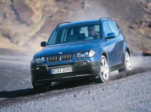 BMW X3 - Concept xActivity   Le petit frère du X5 arrive bientôt