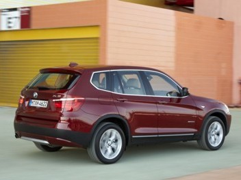 BMW X3 sDrive18d : l'entrée de gamme