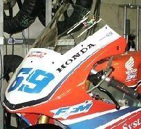 Le Grand-Prix d'Italie de Louis Rossi