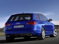 Salon de Francfort : Audi RS6 Avant – 580 ch de bonheur !