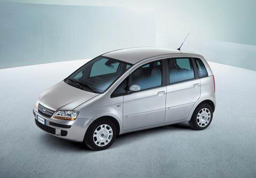 Découverte - Lancement prévu : fin 2003 Fiat Idea : le sauveur de Fiat