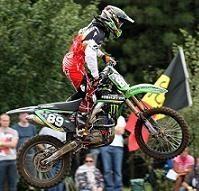 Motocross : GP de Lommel ; Mauvaise journée pour les pilotes Kawasaki CLS