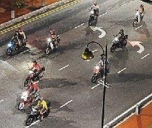 Insolite : le gouvernement malaisien va autoriser les courses dans les rues !