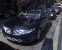 Future Lincoln MKS : elle arrive !