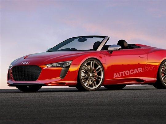 Future Audi R4: non pas annulée mais reportée