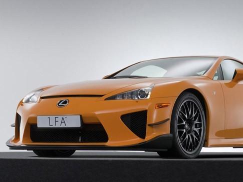 Une nouvelle édition limitée de la Lexus LFA?