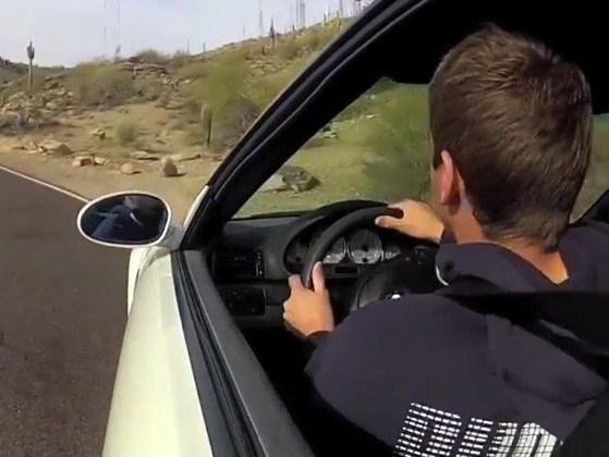[vidéo] Encore un excès de confiance en BMW M3