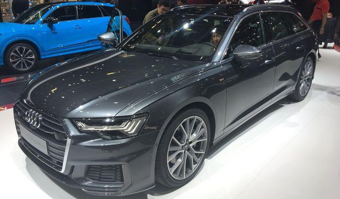 Audi A6 Avant 2018 : chic ! - Vidéo en direct du Mondial de l'auto