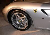 Ferrari F599 GTB : sous tous les angles à Fiorano !!!