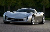 Corvette Stingray Concept: sublime! [ajout vidéo]