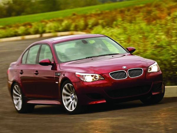 La BMW M5 E60 tire sa révérence sur un record