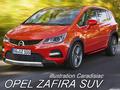 En 2017, l'Opel Zafira se transformera en SUV !