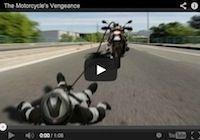 """Bering """"The motorcycle's vengeance"""": la vengeance de votre brêle en vidéo"""