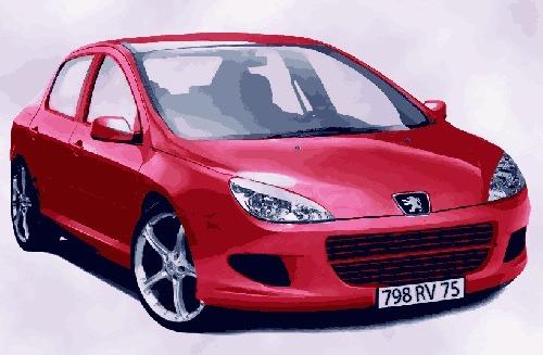 Peugeot 407 : évolution de l'espèce