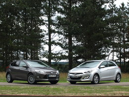 Comparatif Hyundai i30 vs Ford Focus : bousculer les codes