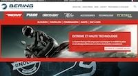 Bering: nouveau site internet
