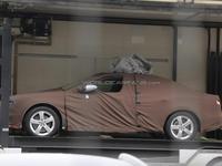 Future Audi A4: 1ère prise