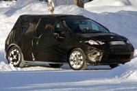 Future Citroën DS3: elle roule déjà