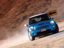 La p'tite sportive du lundi: Mini Cooper S (R53)