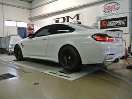 DM Performance libère la BMW M4