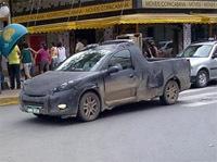 Bientôt une version pick-up de la Peugeot 207...
