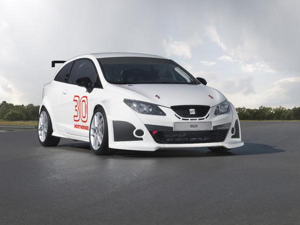 Wörthersee Tour 2011 : Seat Ibiza SC Trophy, pour pilotes italiens et espagnols