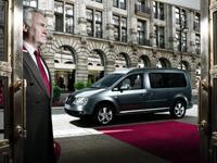 Salon de Francfort 2007: le maxi VW Caddy se dévoile