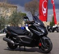Kymco : promotion sur le XCiting 500 cm3 Ri ABS