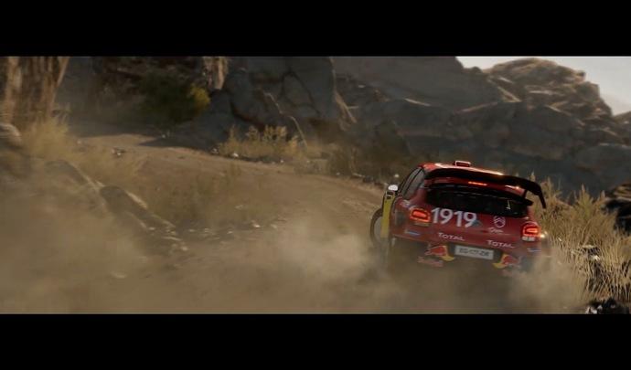 """Test jeu vidéo - WRC8 """"2019"""": virturéel!"""