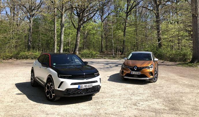Comparatif vidéo - Opel Mokka vs Renault Captur : l'audace et la raison