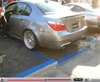 La vidéo du jour : BMW M5 E60 by Evosport - 560 ch hurlants !