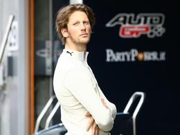 Romain Grosjean de nouveau au départ en AutoGP, et en France!