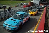 TIME ATTACK UK FINALE 2007 : De plus en plus fort !