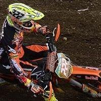 Motocross  GP d'Allemagne : MX 1, nouvelle leçon d'Antonio Cairoli