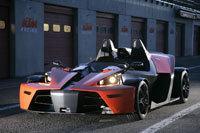 KTM X-Bow à Francfort: les prix et les détails