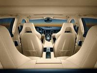 Porsche Panamera: enfin en son for intérieur!