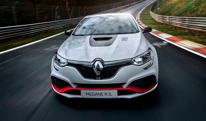 Vidéo - Les secrets de la Renault Mégane RS Trophy-R