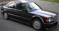 Mercedes 190 E 2.5-16 : puissante, fiable et discrète