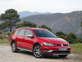 Essai vidéo - Volkswagen Golf Alltrack : star trek