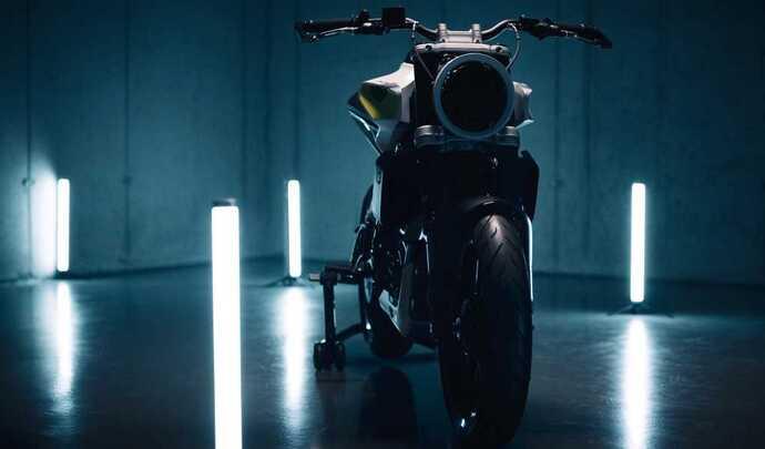 La Husqvarna E-Pilen Concept officialisée: la première moto électrique suédoise se rapproche